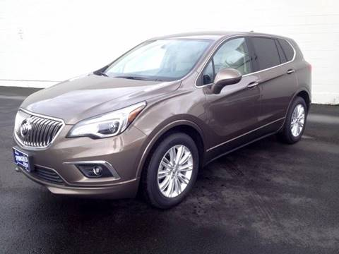 2017 Buick Envision for sale in Springfield, OR