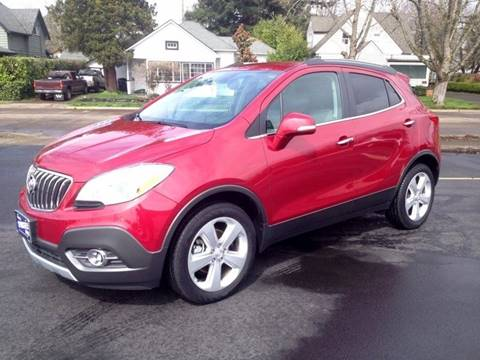 2015 Buick Encore for sale in Springfield, OR