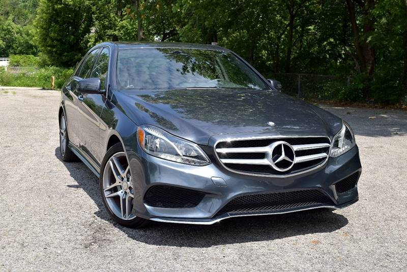 2014 Mercedes-Benz E-Class AWD E 350 Sport 4MATIC 4dr Sedan - Columbus OH