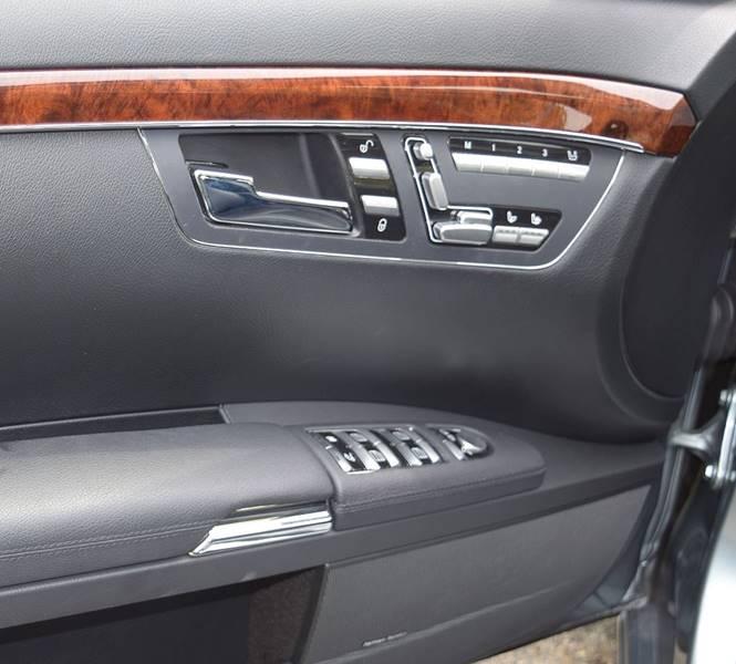 2007 Mercedes-Benz S-Class AWD S 550 4MATIC 4dr Sedan - Columbus OH