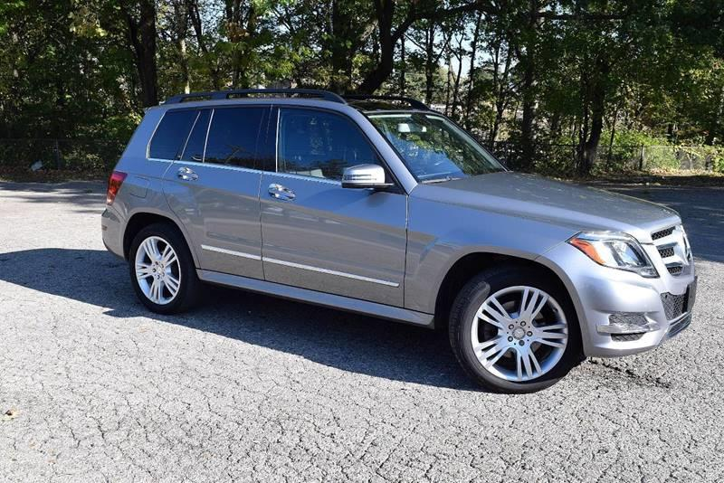 2014 Mercedes-Benz GLK for sale at Bill Dovell Motor Car in Columbus OH