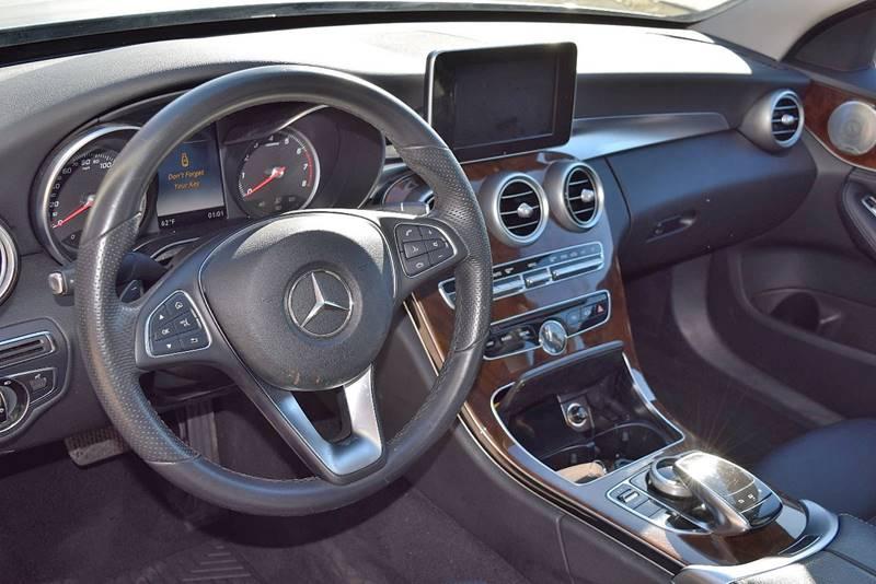 2015 Mercedes-Benz C-Class AWD C 300 4MATIC 4dr Sedan - Columbus OH