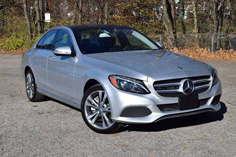 2015 Mercedes-Benz C-Class for sale at Bill Dovell Motor Car in Columbus OH