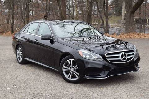 2015 Mercedes-Benz E-Class for sale at Bill Dovell Motor Car in Columbus OH