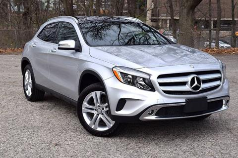 2016 Mercedes-Benz GLA for sale at Bill Dovell Motor Car in Columbus OH