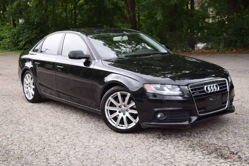 2010 Audi A4 for sale at Bill Dovell Motor Car in Columbus OH