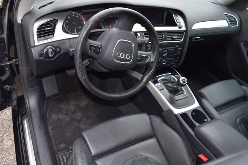 2010 Audi A4 AWD 2.0T quattro Premium 4dr Sedan 6M - Columbus OH