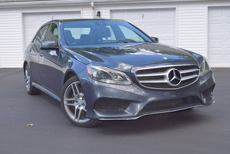 2016 Mercedes-Benz E-Class for sale at Bill Dovell Motor Car in Columbus OH