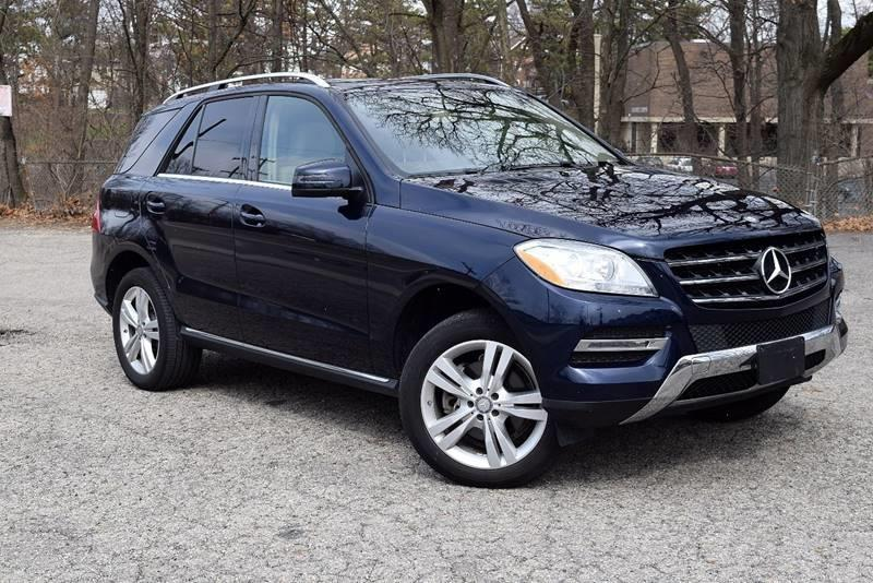 2014 Mercedes-Benz M-Class AWD ML 350 4MATIC 4dr SUV - Columbus OH