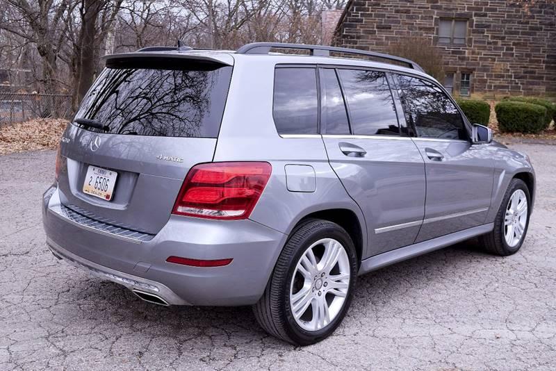 2014 Mercedes-Benz Glk GLK 350 4MATIC AWD 4dr SUV In Columbus OH