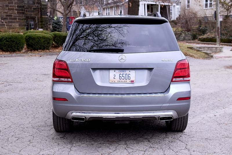 2014 Mercedes-Benz Glk GLK 350 4MATIC AWD 4dr SUV In Columbus OH