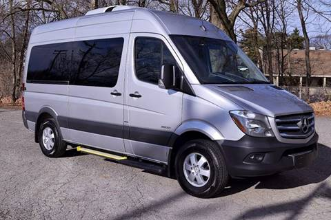 2016 Mercedes-Benz Sprinter Passenger