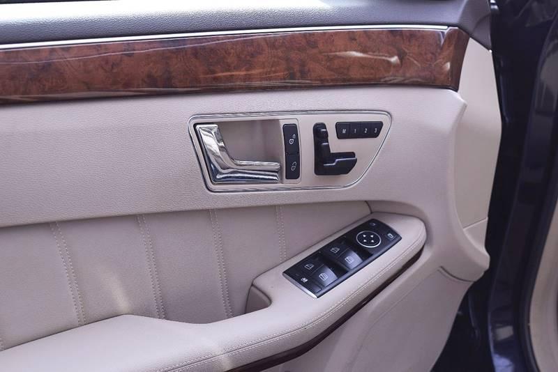 2011 Mercedes-Benz E-Class AWD E 350 Luxury 4MATIC 4dr Sedan - Columbus OH