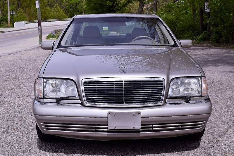 1997 Mercedes-Benz S-Class S 420 4dr Sedan - Columbus OH