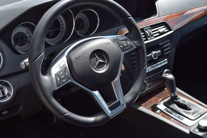 2013 Mercedes-Benz C-Class C300 Sport 4MATIC AWD 4dr Sedan - Columbus OH