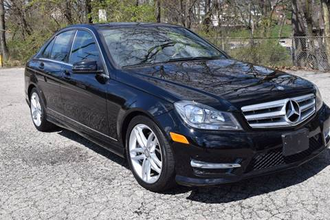 2013 Mercedes-Benz C-Class for sale at Bill Dovell Motor Car in Columbus OH