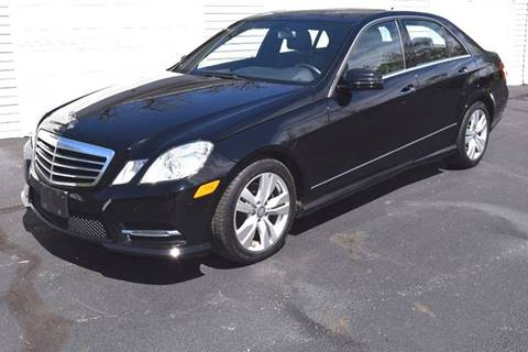 2013 Mercedes-Benz E-Class for sale at Bill Dovell Motor Car in Columbus OH