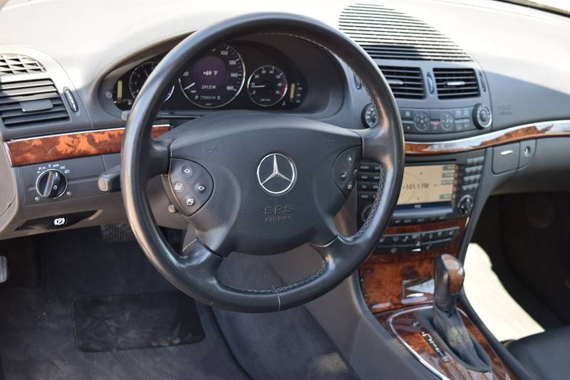 2004 Mercedes-Benz E-Class E320 4MATIC - Columbus OH