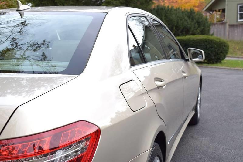 2010 Mercedes-Benz E-Class AWD E 350 Luxury 4MATIC 4dr Sedan - Columbus OH