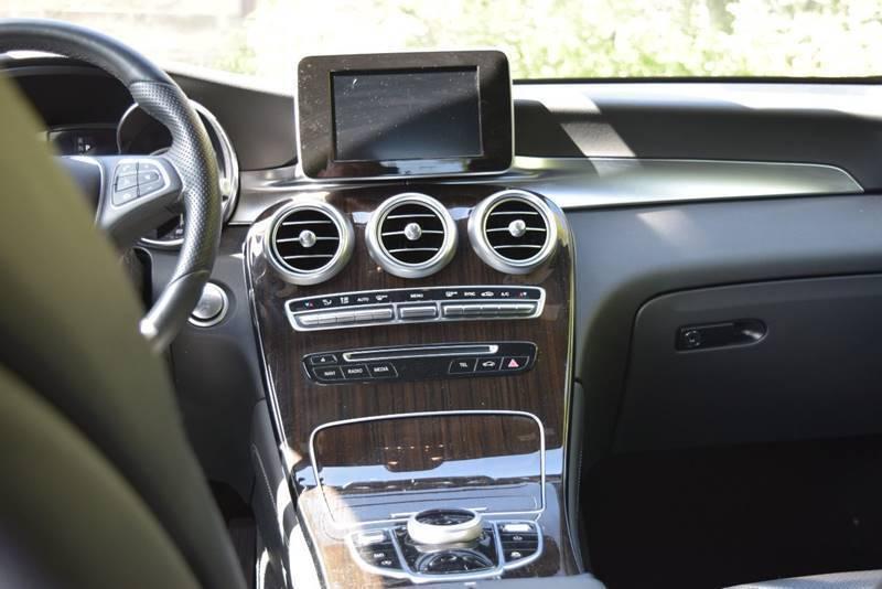 2017 Mercedes-Benz GLC AWD GLC 300 4MATIC 4dr SUV - Columbus OH