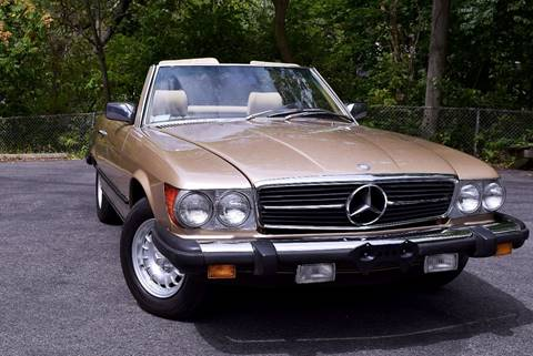 1981 Mercedes-Benz 380-Class