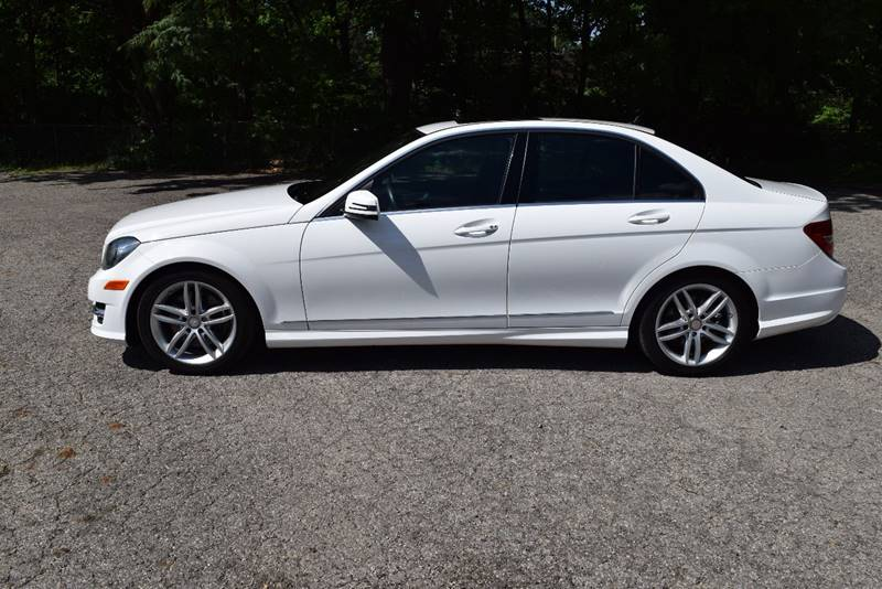 2014 Mercedes-Benz C-Class C300 Sport 4MATIC AWD 4dr Sedan - Columbus OH