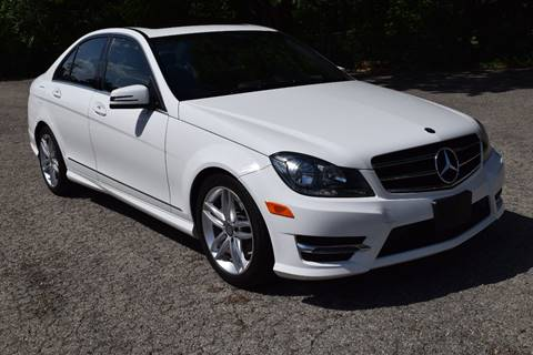 2014 Mercedes-Benz C-Class for sale at Bill Dovell Motor Car in Columbus OH