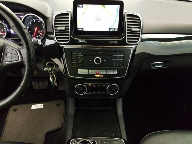 2017 Mercedes-Benz GLE AWD GLE 350 4MATIC 4dr SUV - Columbus OH
