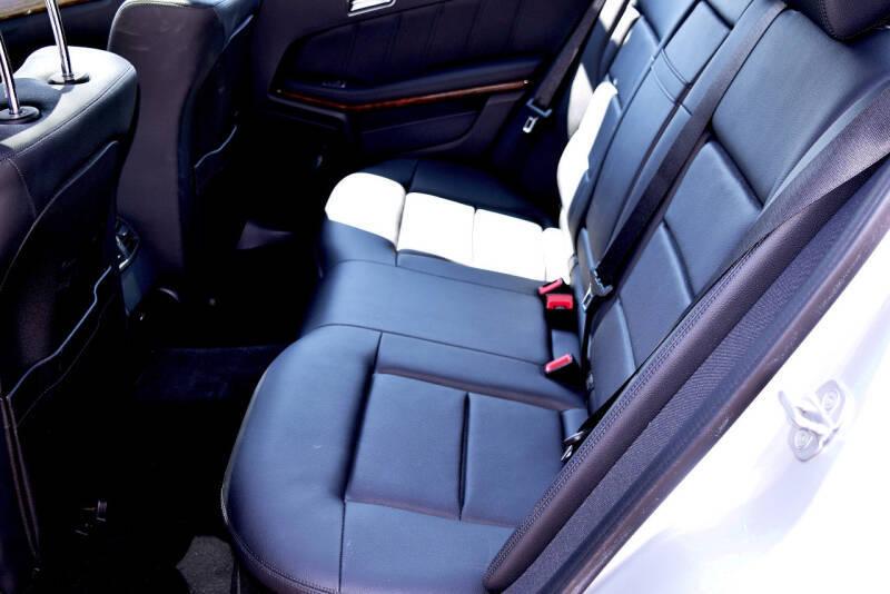 2011 Mercedes-Benz E-Class AWD E 350 Sport 4MATIC 4dr Sedan - Columbus OH