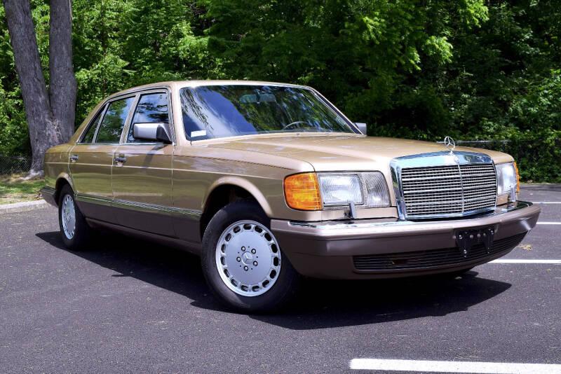 1987 Mercedes-Benz 420-Class 420 SEL 4dr Sedan - Columbus OH