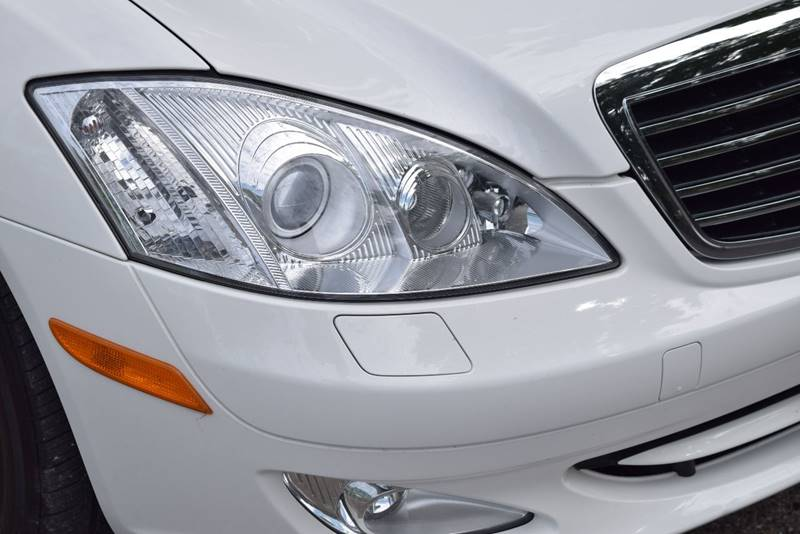 2007 Mercedes-Benz S-Class S550 4dr Sedan - Columbus OH
