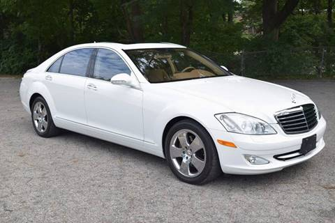 2007 Mercedes-Benz S-Class for sale at Bill Dovell Motor Car in Columbus OH
