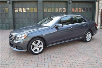 2014 Mercedes-Benz E-Class for sale at Bill Dovell Motor Car in Columbus OH