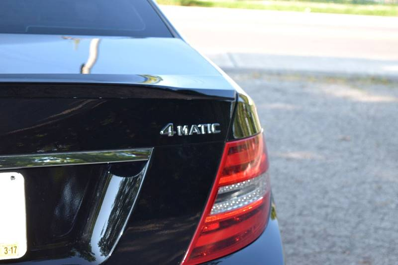 2014 Mercedes-Benz C-Class C300 Sport 4MATIC AWD 4dr Sedan - Columbus OH