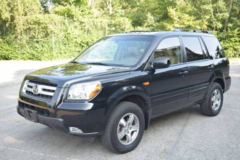 2006 Honda Pilot for sale at Bill Dovell Motor Car in Columbus OH