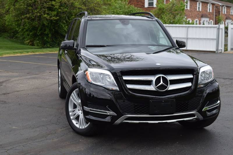 2015 Mercedes-Benz GLK for sale at Bill Dovell Motor Car in Columbus OH