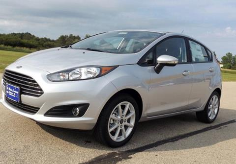 2017 Ford Fiesta for sale in Marinette, WI