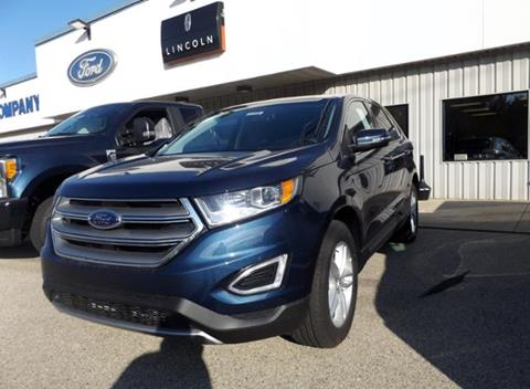 2017 Ford Edge for sale in Marinette, WI