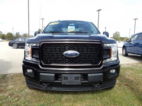 2018 Ford F-150 for sale in Marinette, WI