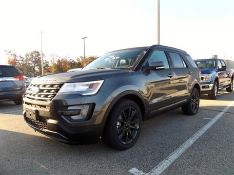 2017 Ford Explorer for sale in Marinette, WI