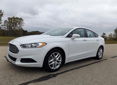 2015 Ford Fusion for sale in Marinette, WI