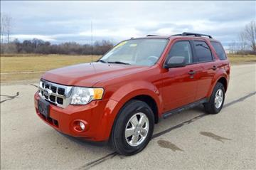 2010 Ford Escape for sale in Marinette, WI