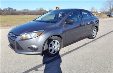 2014 Ford Focus for sale in Marinette, WI