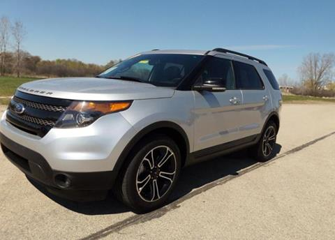 2015 ford explorer for sale in marinette wi - Ford Explorer 2015