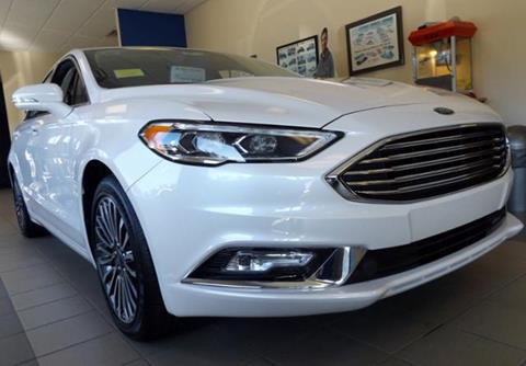 2017 Ford Fusion for sale in Marinette, WI