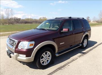 2007 Ford Explorer for sale in Marinette, WI