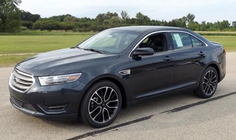 2017 Ford Taurus for sale in Marinette, WI