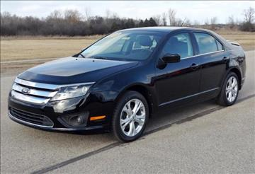 2012 Ford Fusion for sale in Marinette, WI