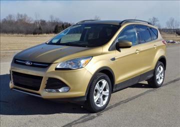 2014 Ford Escape for sale in Marinette, WI