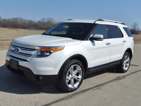 2014 Ford Explorer for sale in Marinette, WI